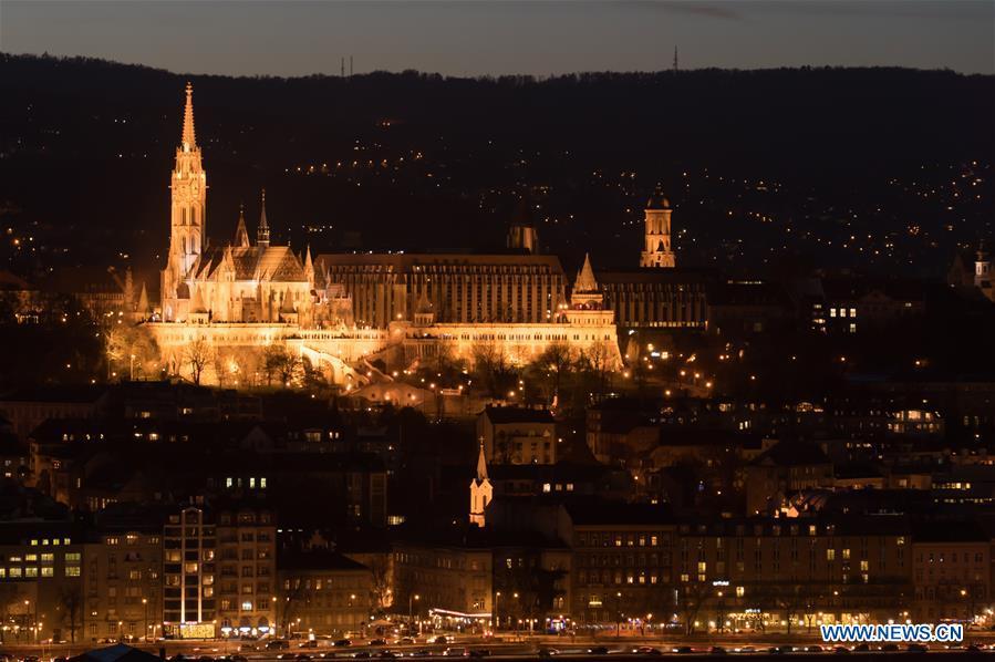 匈牙利布达佩斯灯-VIEW