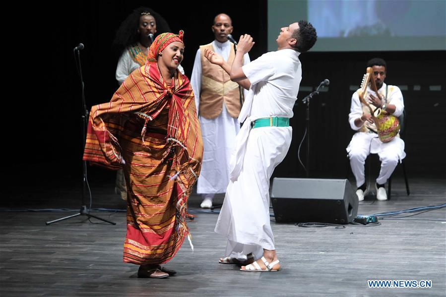 KUWAIT-HAWALLI GOVERNORATE-ETHIOPIA-CULTURAL WEEK