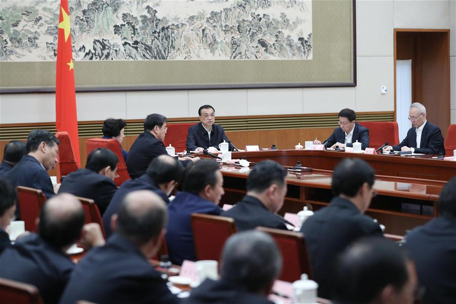 CHINA-BEIJING-LI KEQIANG-TECHNOLOGICAL INNOVATION-SESSION (CN)