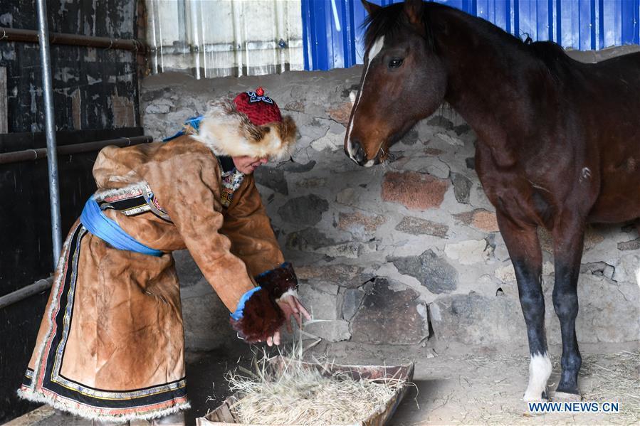 CHINA-INNER MONGOLIA-RACE HORSE (CN)