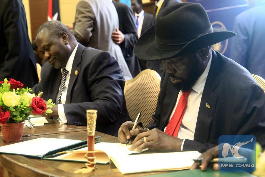 South Sudan leaders appeal for forgiveness after brutal civil war