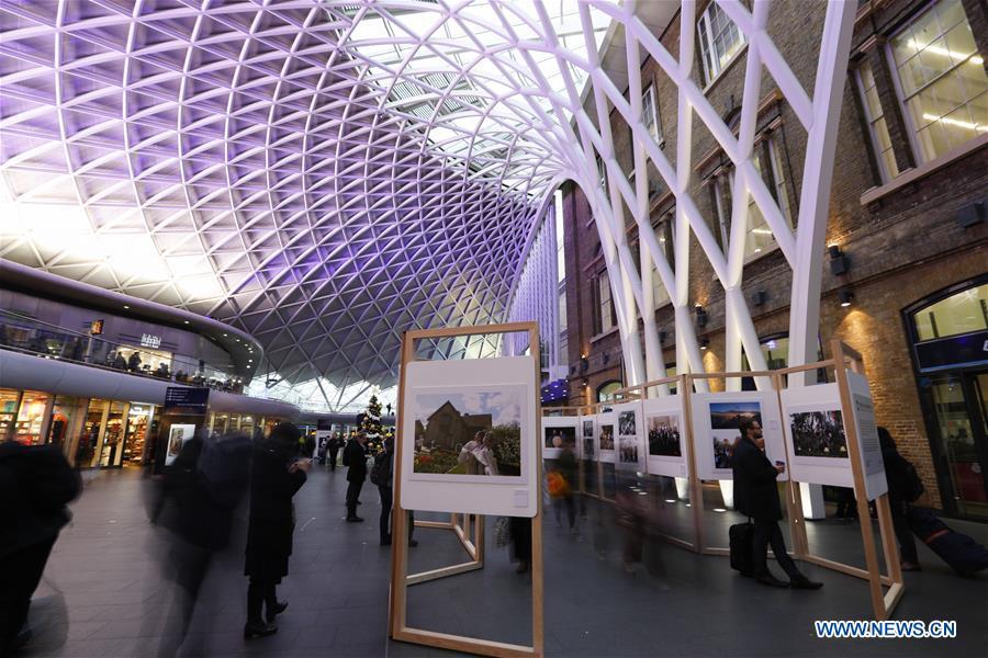 BRITAIN-LONDON-PHOTO EXHIBITION
