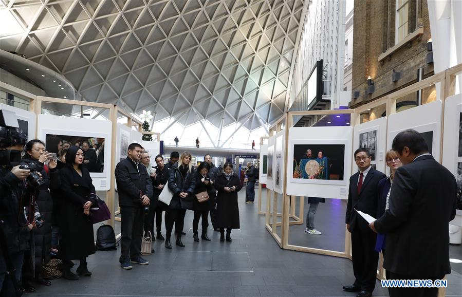 BRITAIN-LONDON-PHOTO EXHIBITION