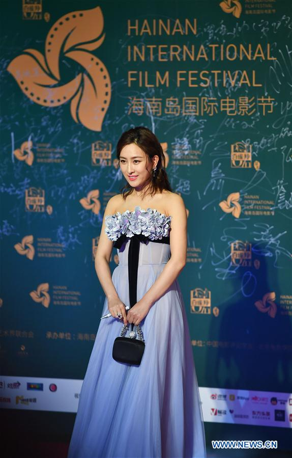 CHINA-SANYA-HAINAN ISLAND INTERNATIONAL FILM FESTIVAL-OPENING(CN)