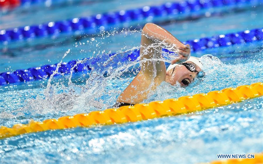 (SP)CHINA-HANGZHOU-SWIMMING-FINA-WORLD CHAMPIONSHIPS 25M-DAY 4(CN)