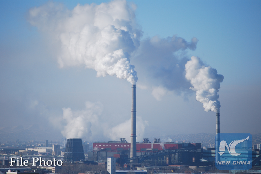 Over 36,500 sign petition urging UN attention to air pollution in Mongolian capital