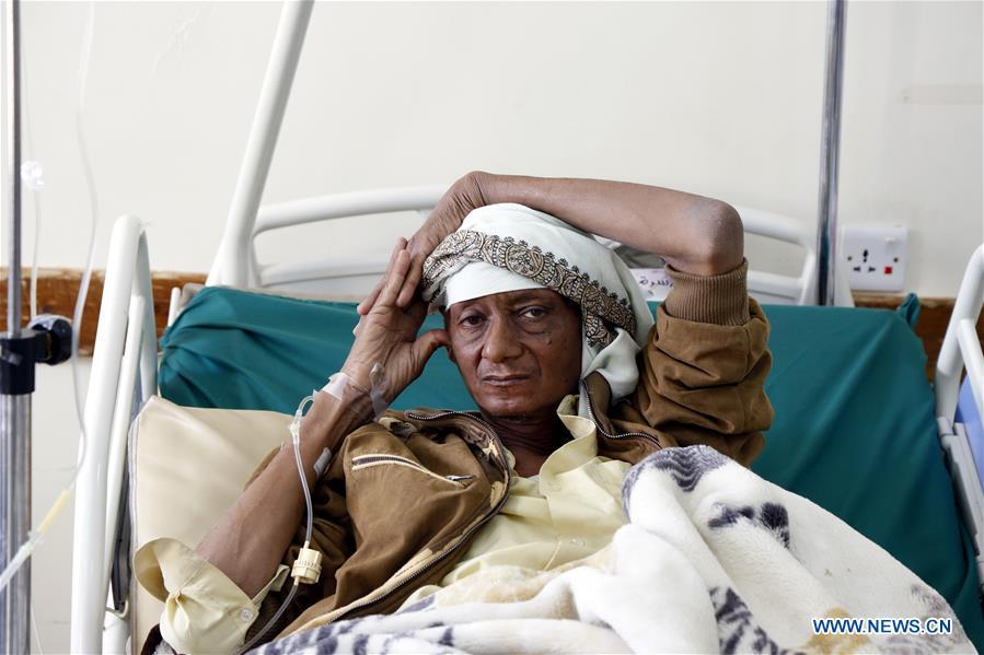 YEMEN-SANAA-健康服务 - 短缺