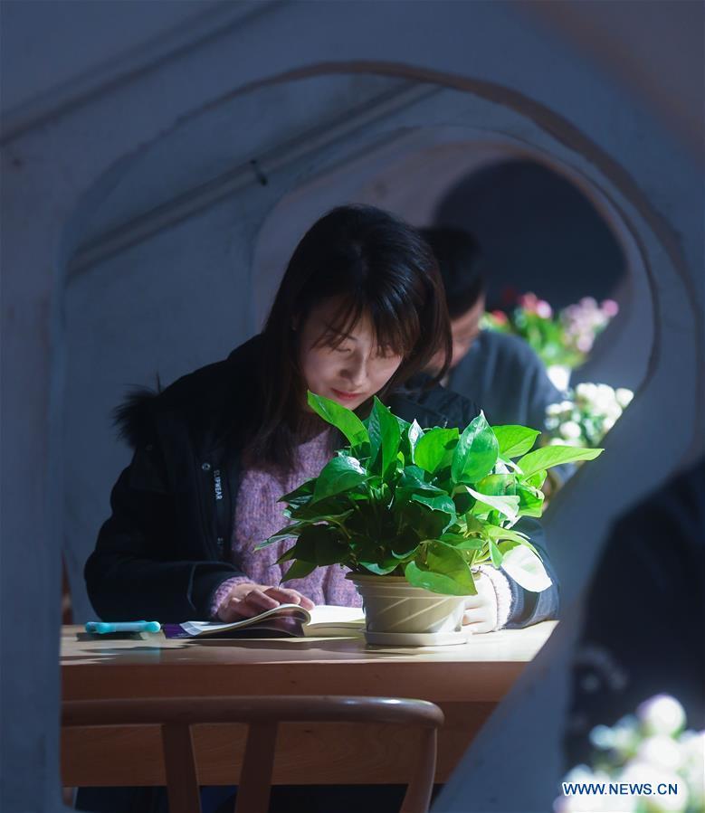 CHINA-ZHEJIANG-HUZHOU-GRANARIES' TRANSFORMATION (CN)