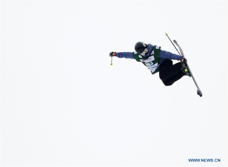 (SP)CHINA-Hebei-CHONGLI-FIS FREESKI SNOWBOARD WORLD CUP