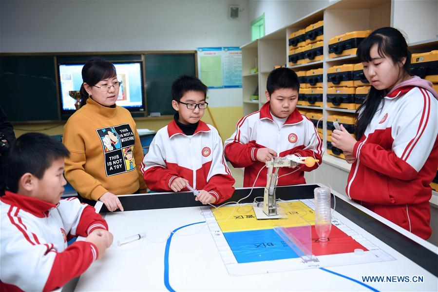 CHINA-HEBEI-CHENGDE-EDUCATION (CN)