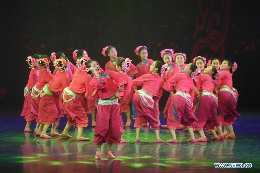 CHINA-FUJIAN-DANCE DISPLAY(CN)