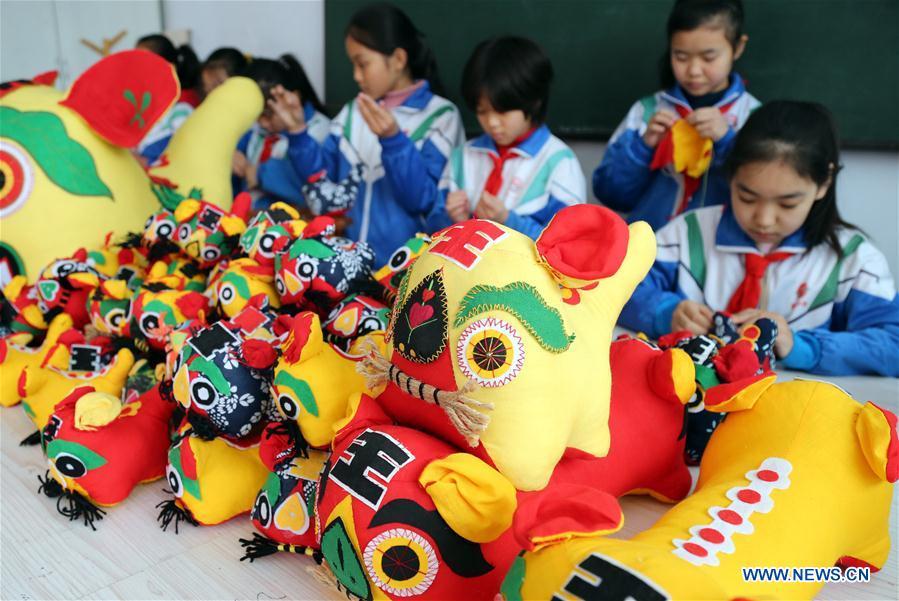 CHINA-NEW YEAR-CELEBRATION (CN)