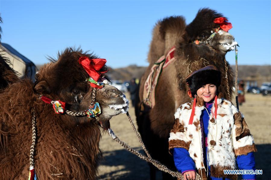 CHINA-INNER MONGOLIA-ZHENGLAN BANNER-NADAM FAIR(CN)