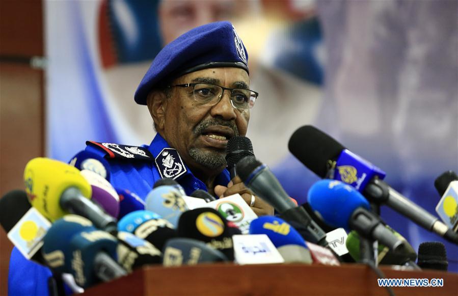 苏丹喀土穆,总统安全,备注