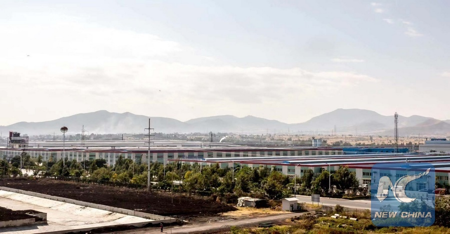 Ethiopia aims to become Africa's manufacturing hub