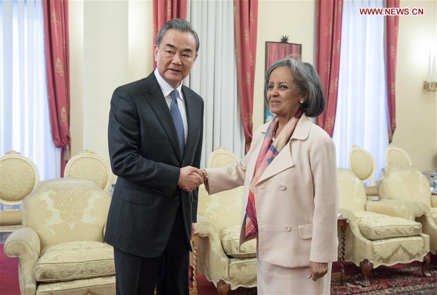 China, Ethiopia agree to deepen cooperation - Xinhua   English news cn