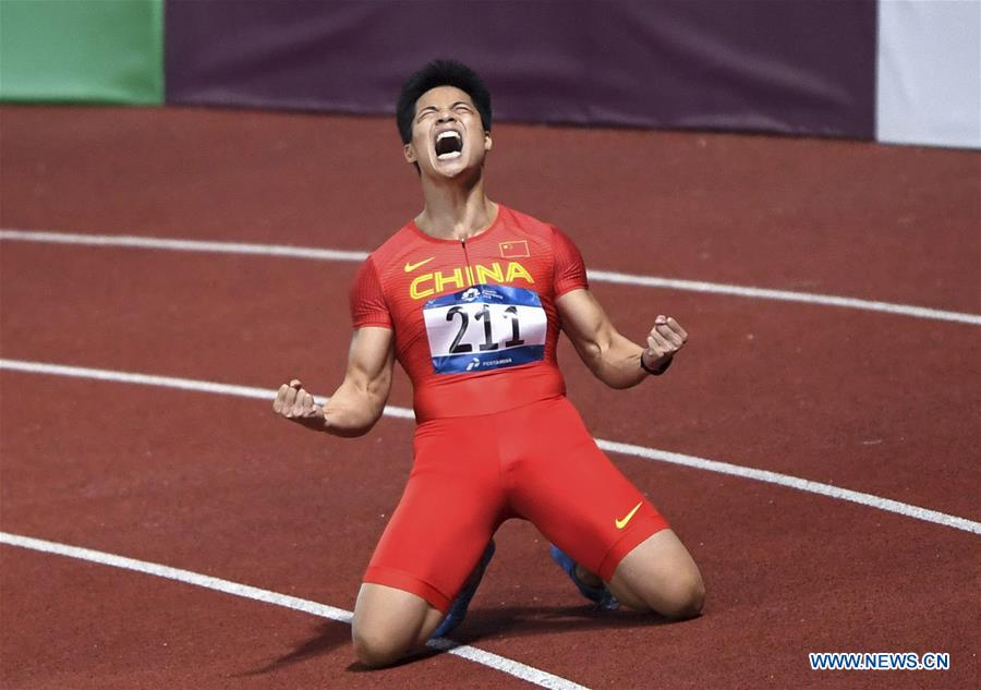 (SP)XINHUA-PICTURES OF THE YEAR 2018-SPORT