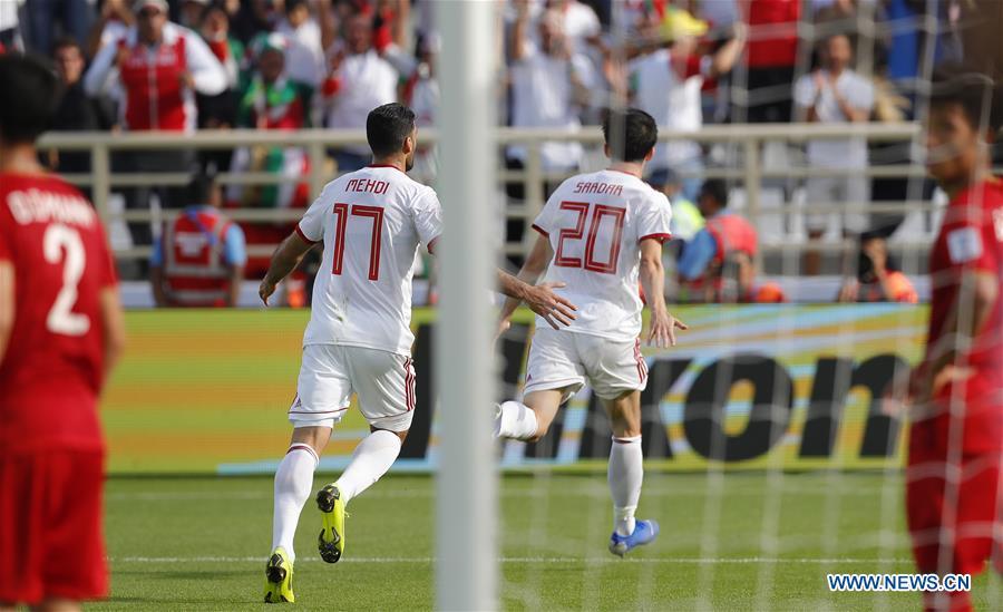 Afc Asian Cup Group D Vietnam Vs Iran