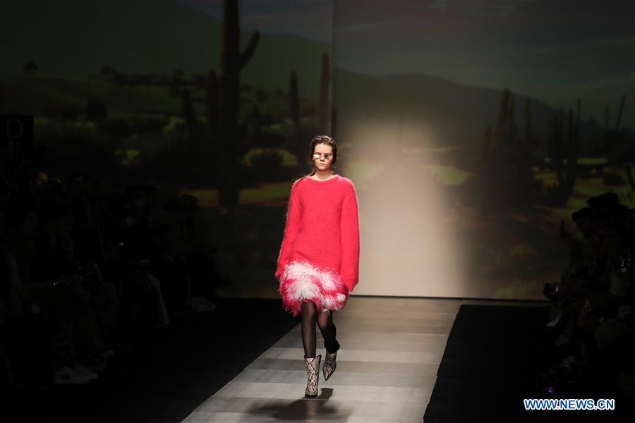 意大利 - 米兰男装时装周 -  FRANKIE MORELLO