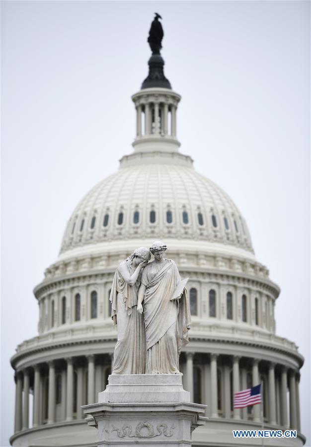 U.S.-WASHINGTON D.C.-GOV'T-SHUTDOWN