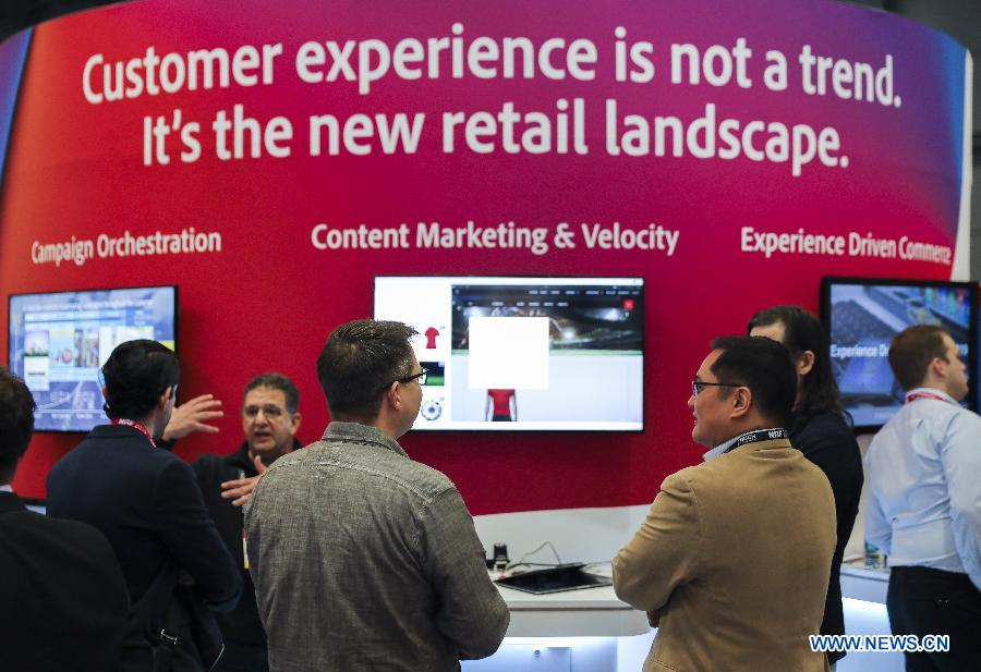 World's retailers gather in New York to discuss trends