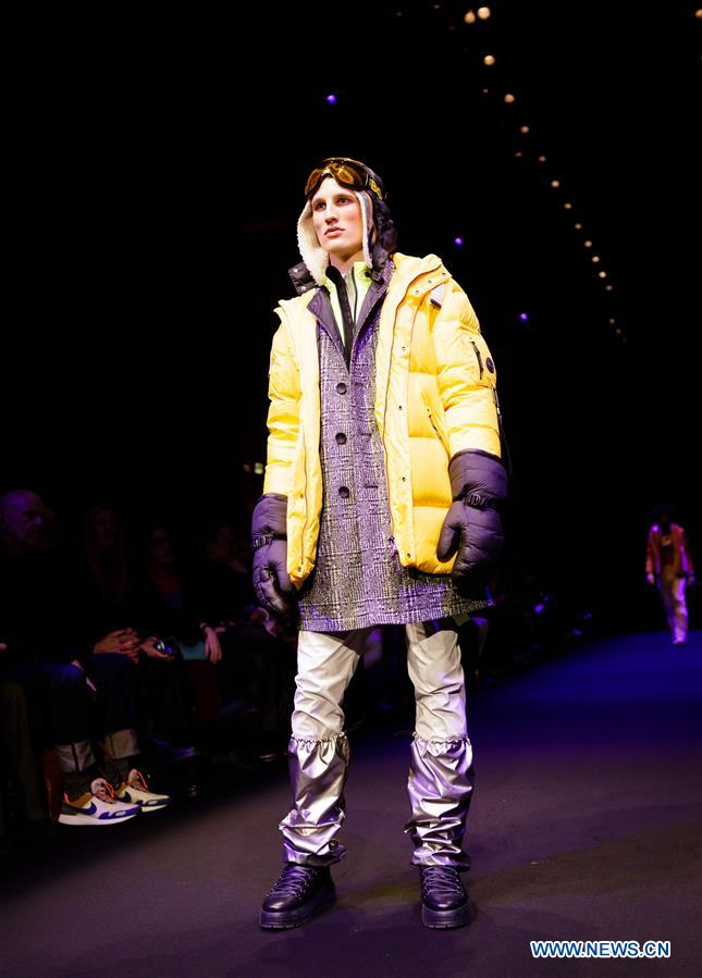 hot products classic shoes fantastic savings Creations of Bogner staged at opening runway show of Fashion ...