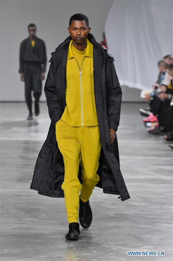 2020 Winter Fashion Mens.Issey Miyake Fall Winter 2019 2020 Collections Presented