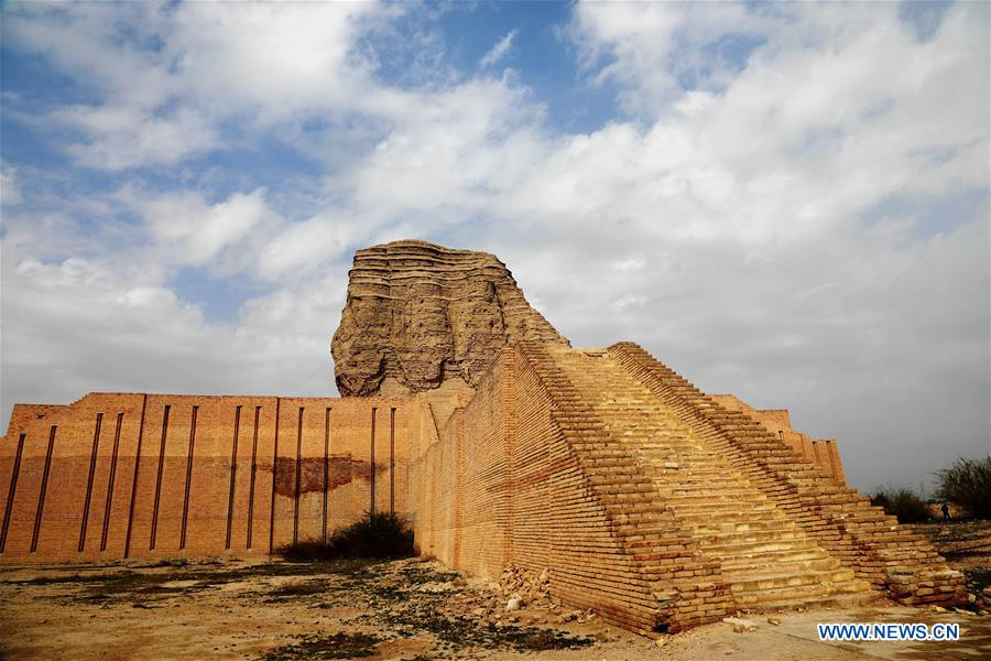 In pics: ancient site of Dur Kurigalzu in Baghdad, Iraq