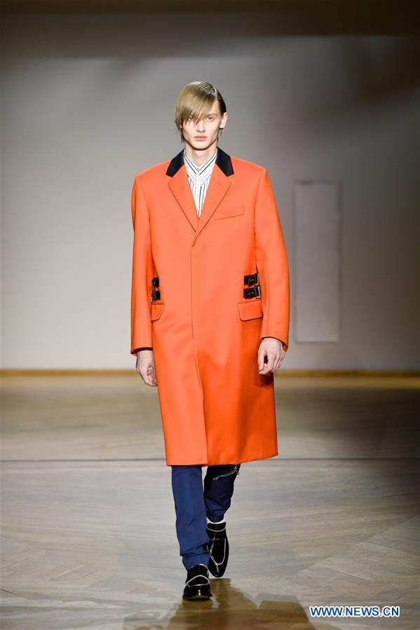 FRANCE-PARIS-MEN'S FASHION WEEK-PAUL SMITH
