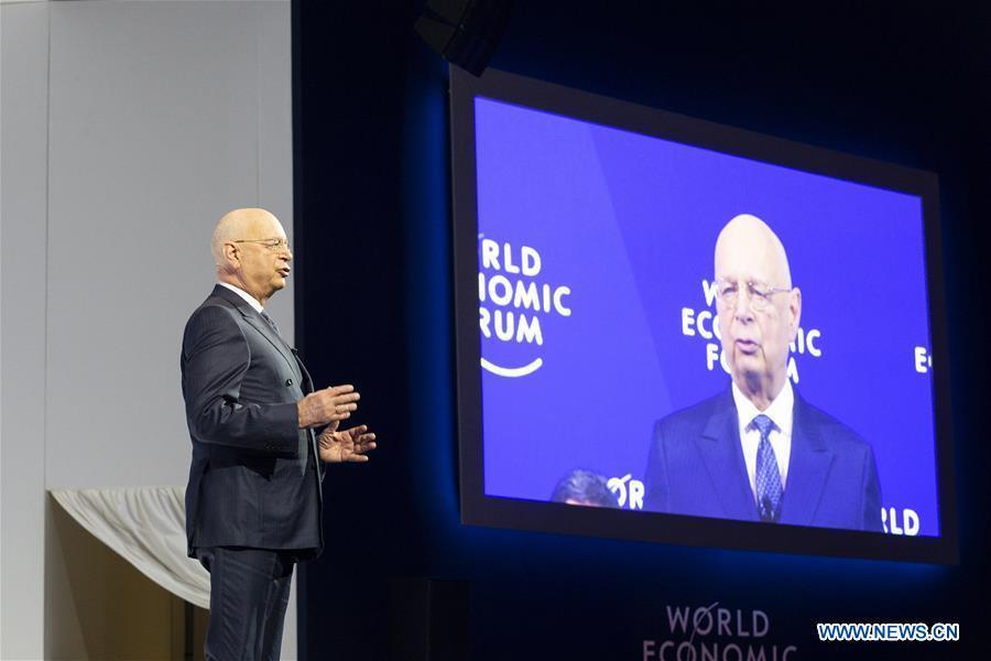 SWITZERLAND-DAVOS-WORLD ECONOMIC FORUM-ANNUAL MEETING