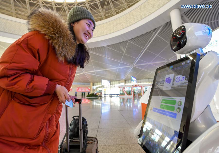 CHINA-HOHHOT-TRAVEL RUSH-INTELLIGENT EQUIPMENT(CN)