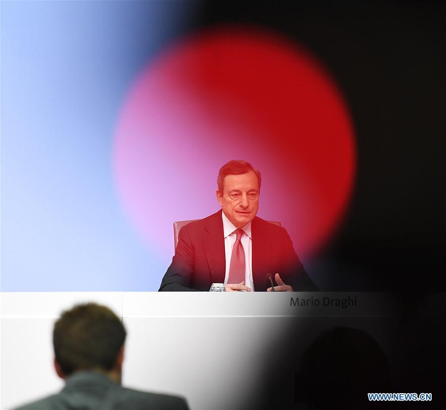 德国 - 法兰克福 - 欧洲新闻发布会
