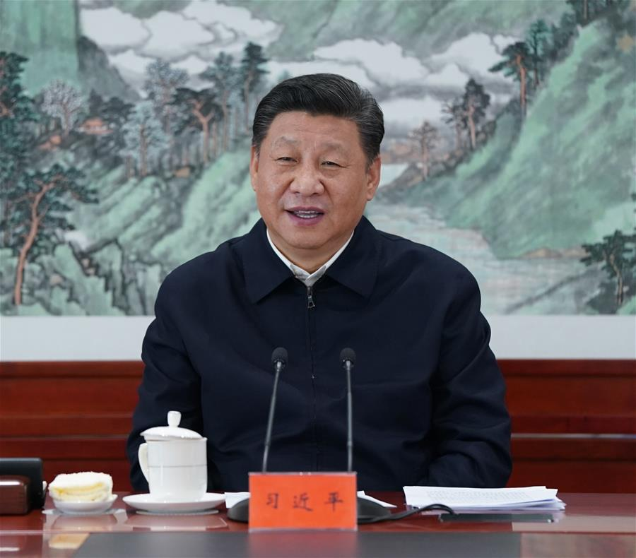 CHINA-BEIJING-XI JINPING-INTEGRATED MEDIA DEVELOPMENT (CN)