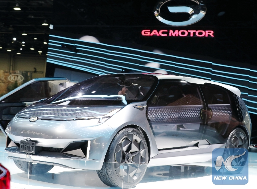 Spotlight Chinese U S Automakers Seek Trade Opportunities At