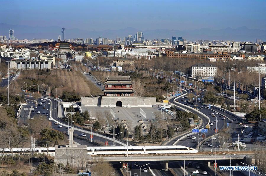 CHINA-BEIJING-SPRING FESTIVAL TRAVEL RUSH-RAILWAY