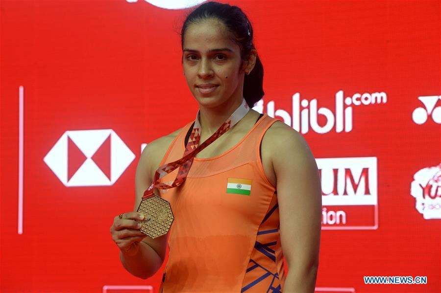 Indias Nehwal Wins Indonesia Masters Badminton Title After