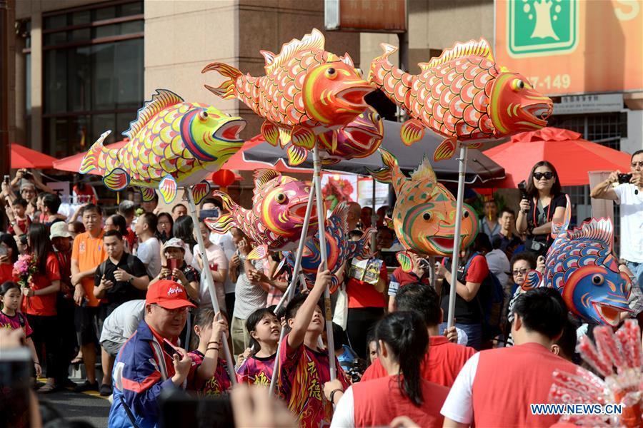 马来西亚 - 吉隆坡卢瓦尔新年庆祝活动