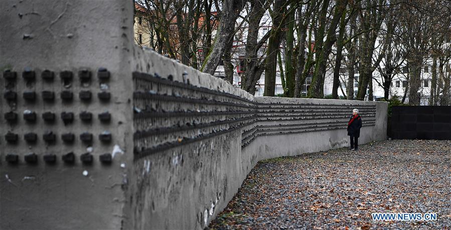 GERMANY-FRANKFURT-INTERNATIONAL HOLOCAUST REMEMBRANCE DAY