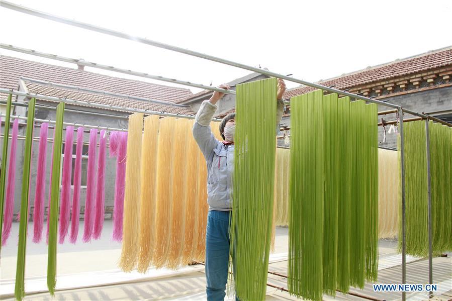 #CHINA-SHANDONG-COLORED NOODLES (CN)