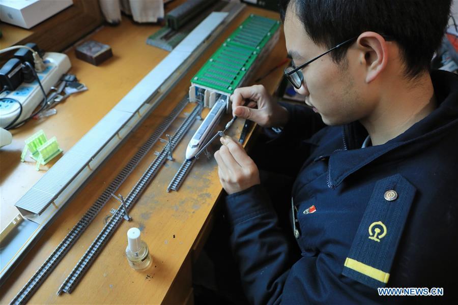 CHINA-GUIYANG-MODEL TRAIN HOBBYIST (CN)