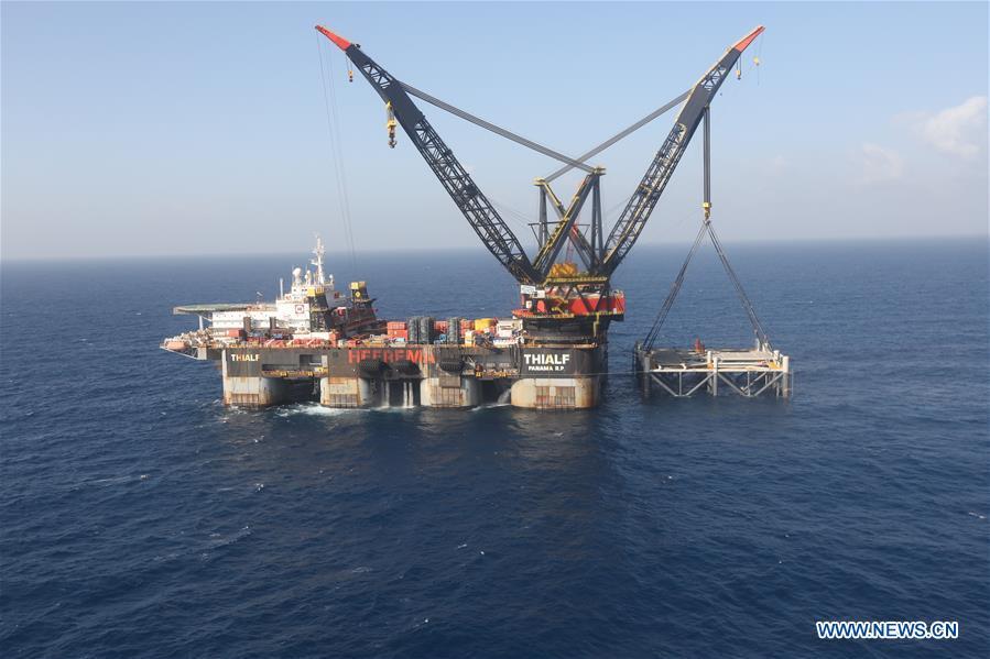 以色列 -  LEVIATHAN氣體平臺