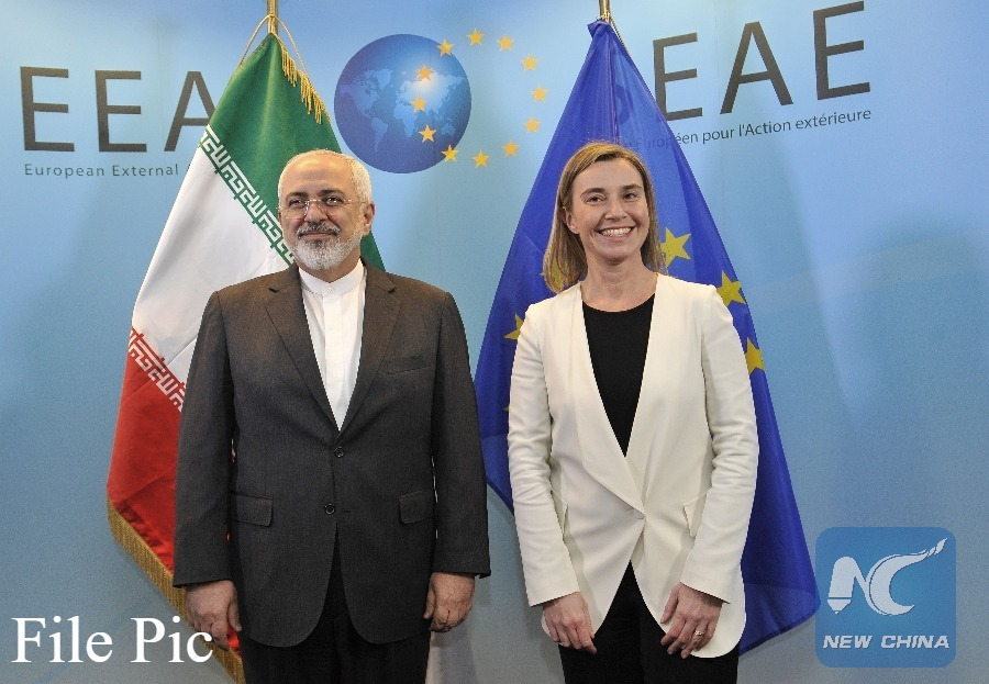 Iran hails Europe's payment channel with Iran meant to skirt