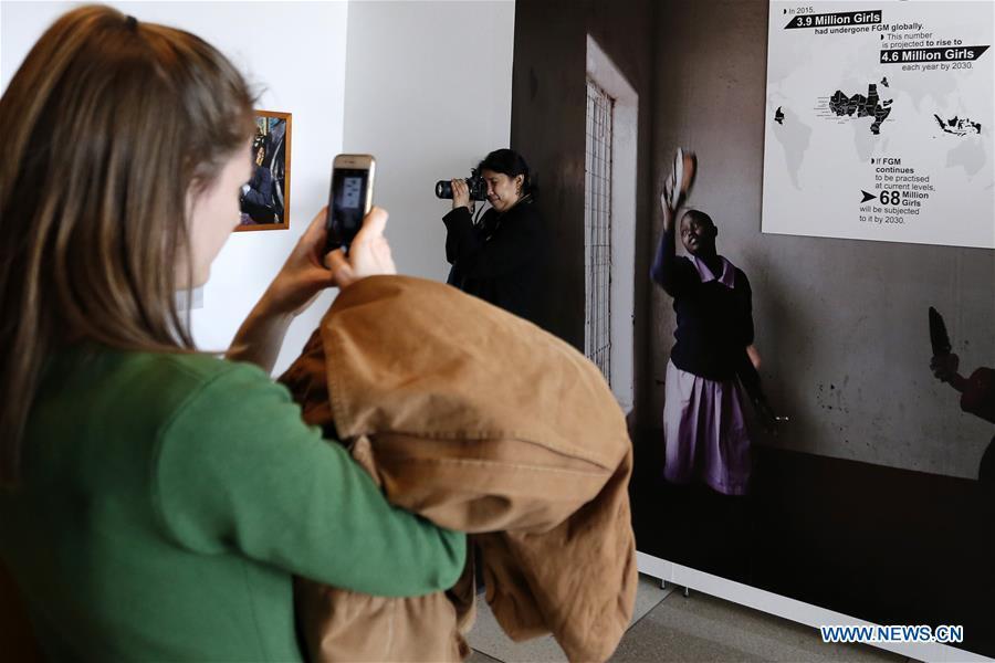 UN-PHOTO EXHIBITION-国际日对女性生育的零容忍度