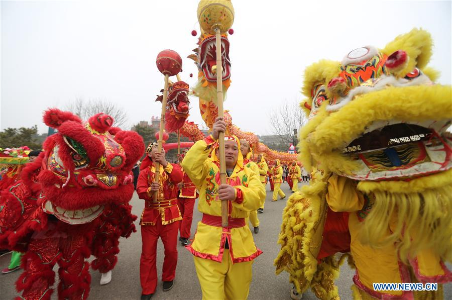 #CHINA-SPRING FESTIVAL-TEMPLE FAIR(CN)