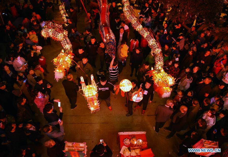 #CHINA-HUNAN-NEW YEAR CELEBRATIONS (CN)