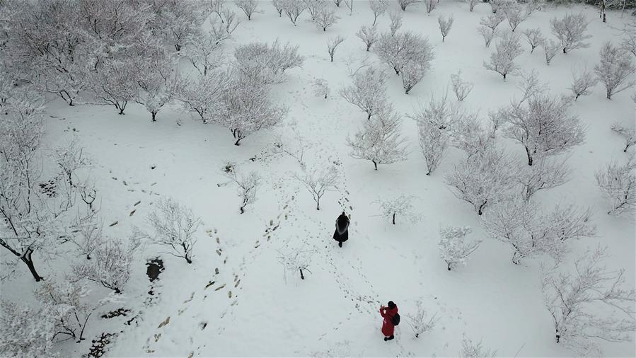 #CHINA-SNOW-TOURISM (CN)