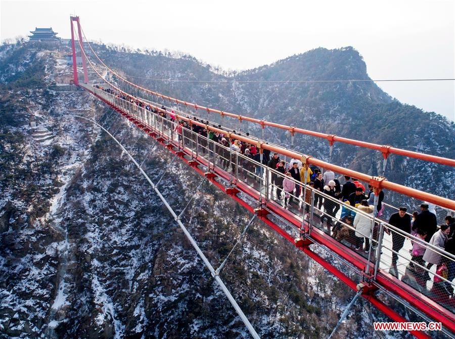 #CHINA-SPRING FESTIVAL TRAVEL-TOURISM REVENUE (CN)