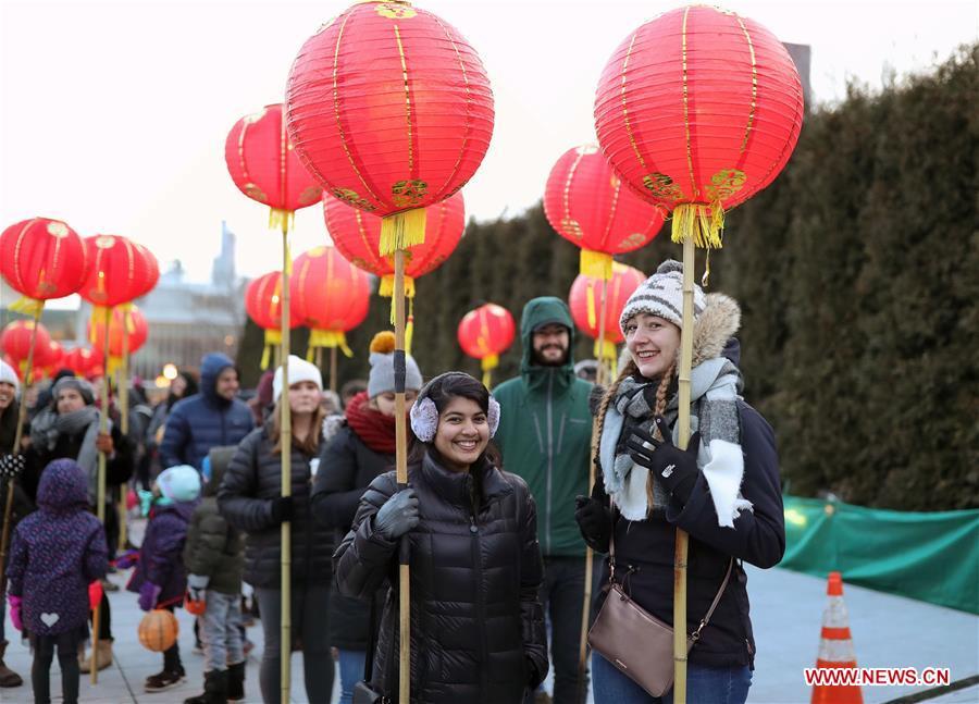 美国 - 芝加哥 - 中国新年 - 庆祝活动