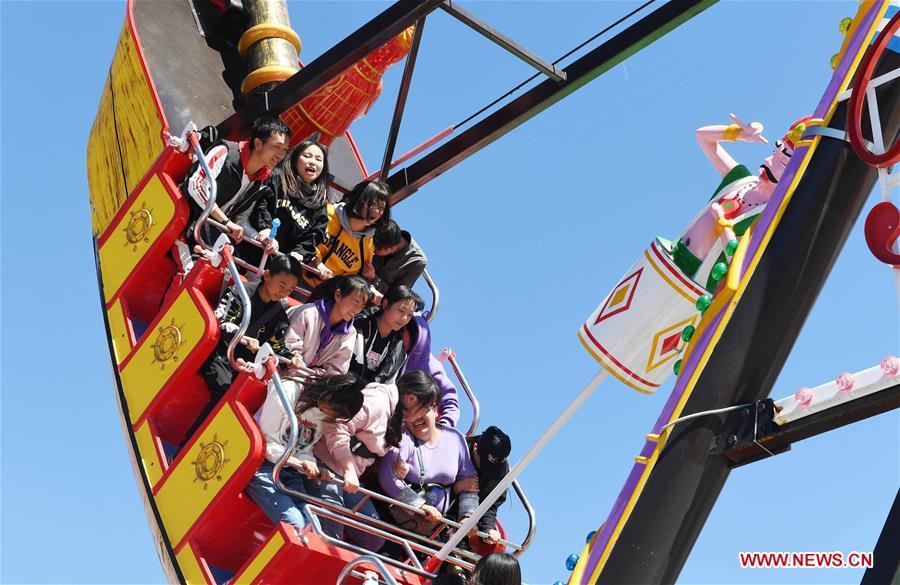 CHINA-SPRING FESTIVAL-TOURISM (CN)