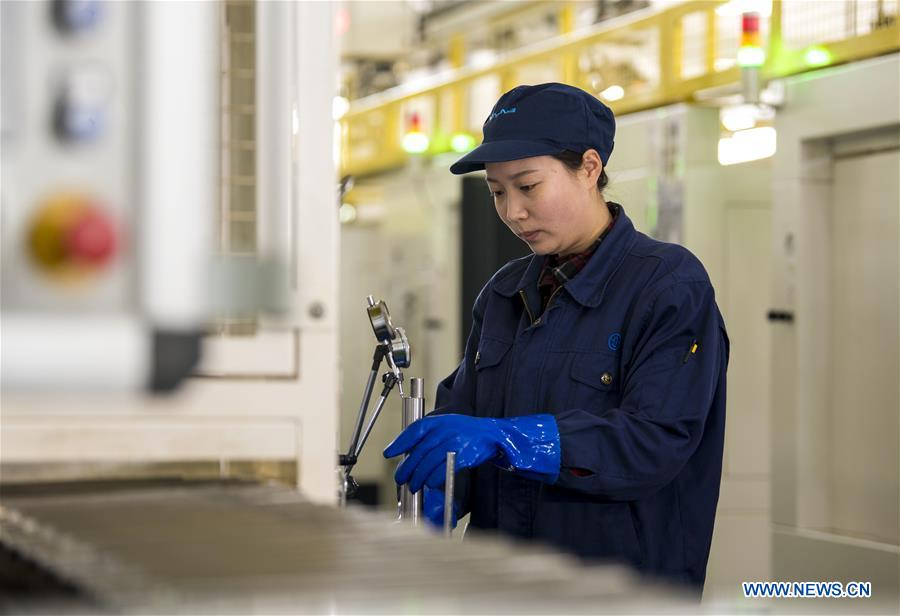#CHINA-SPRING FESTIVAL-HOLIDAY END-WORK (CN)